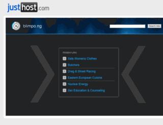 blimpo.ng screenshot