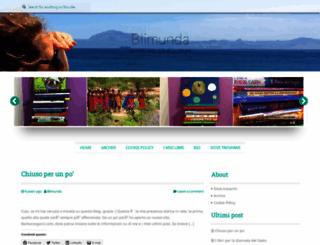 blimunda.net screenshot