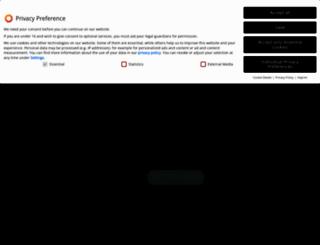 blind-guardian.com screenshot