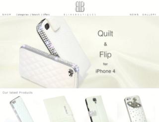 blingboutiques.com screenshot