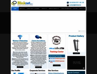blinknet.in screenshot