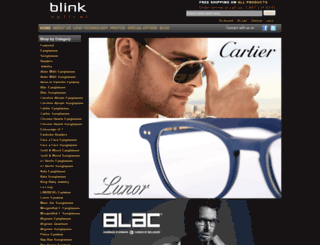 blinkoptic.com screenshot