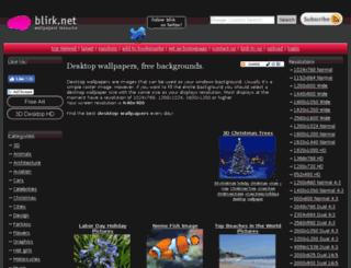 blirk.net screenshot