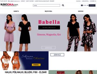 bliskociala.com.pl screenshot