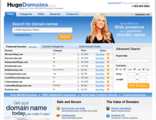 blissbiz.com screenshot
