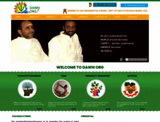 blissfulminds.org screenshot