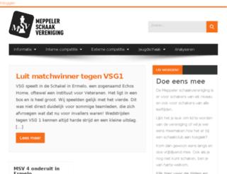 blitzmeppel.nl screenshot