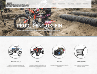 blitzmoto.pl screenshot
