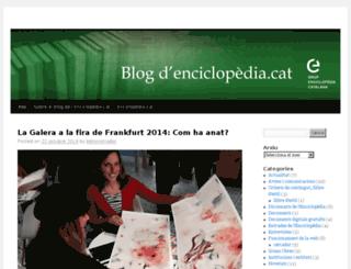 bloc.enciclopedia.cat screenshot