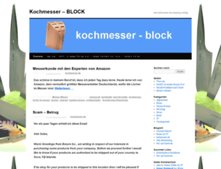 block.kochmesser.de screenshot