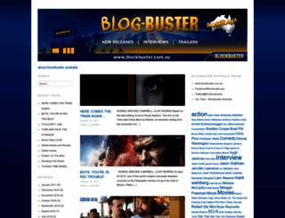 blockbusteraustralia.wordpress.com screenshot
