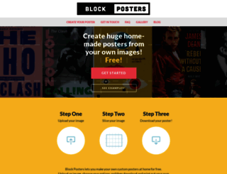 blockposters.com screenshot