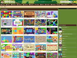 blocks.jeuxdelajungle.fr screenshot