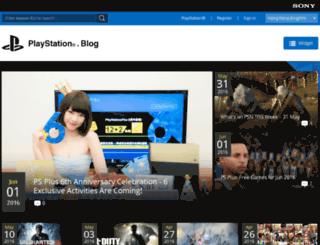 blog-asia-playstation.qdomain.net screenshot