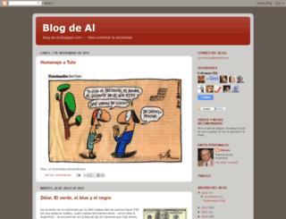 blog-de-al.blogspot.com screenshot