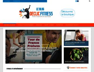 blog-declicfitness.com screenshot
