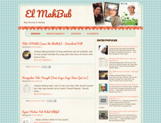blog-elmahbub.blogspot.com screenshot