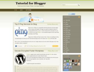 blog-helpers.blogspot.com screenshot