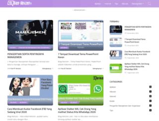 blog-netizen.com screenshot