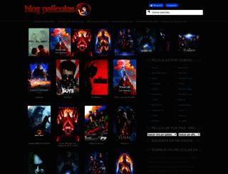 blog-peliculas.es screenshot