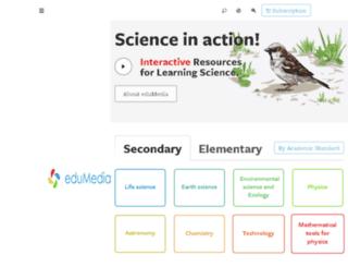 blog-sciences.com screenshot