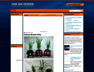 blog-unik.blogspot.com screenshot