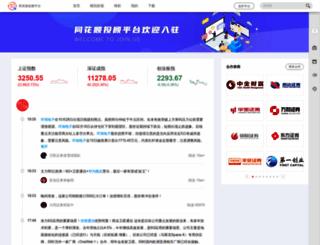 blog.10jqka.com.cn screenshot