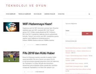 blog.123oyun.com screenshot