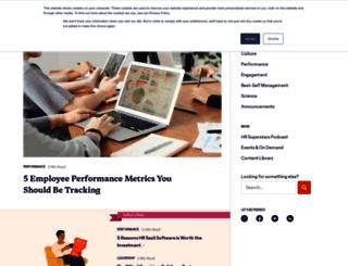 blog.15five.com screenshot