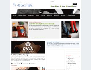 blog.30dollardatenight.com screenshot