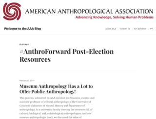 blog.aaanet.org screenshot