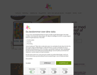 blog.abcleg.dk screenshot