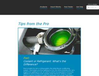 blog.acprocold.com screenshot