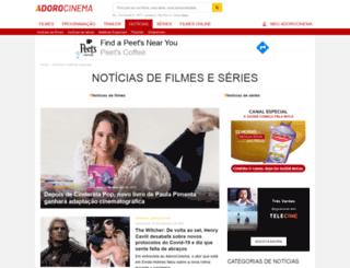 blog.adorocinema.com screenshot