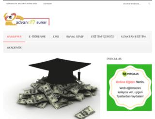 blog.advancity.com.tr screenshot