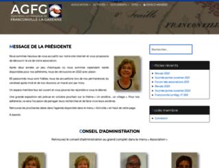 blog.agfg-franconville.fr screenshot