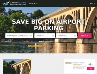 blog.airportparkingreservations.com screenshot
