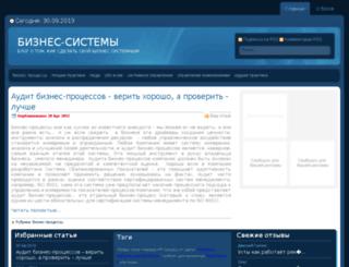 blog.aktiv-sistema.com screenshot