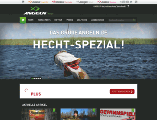 blog.angeln.de screenshot