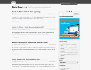 blog.any-data-recovery.com screenshot