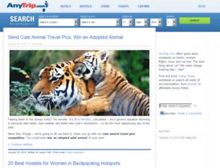 blog.anytrip.com screenshot