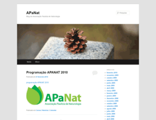 blog.apanat.org.br screenshot