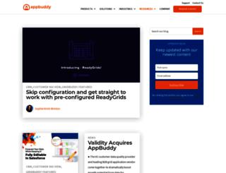 blog.appbuddy.com screenshot