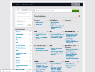 blog.arvixe.com screenshot