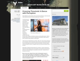 blog.asianart.org screenshot
