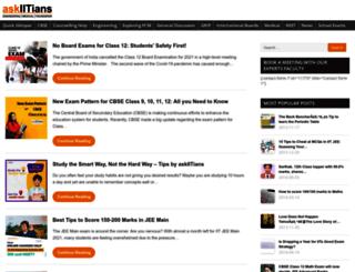 blog.askiitians.com screenshot