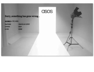 blog.asos.com screenshot
