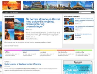 blog.at-rejse-er-at-leve.dk screenshot