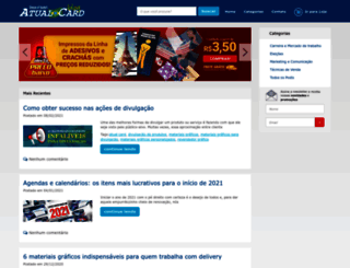 blog.atualcard.com.br screenshot