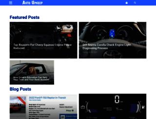blog.autoupkeep.com screenshot